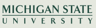 Michigan State University - Spartans Will.